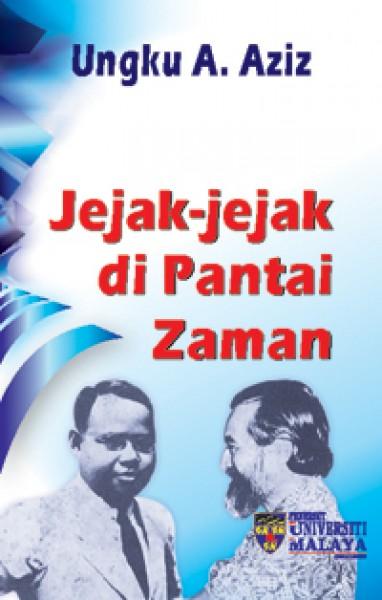 Jejak-jejak di Pantai Zaman Book Cover